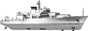 CABLE VESSEL